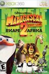 Madagascar 2 Escape 2 Africa (Xbox 360)