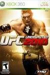 UFC: Undisputted 2010 (Xbox 360)