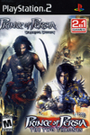 Prince of Persia Warrior Within(PS2), Prince of Persia The Two Thrones (PS2)