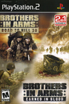Brothers In Arms road to hill 30(PS2), Brothers in Arms : Earned in Blood (PS2)