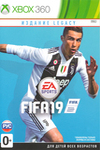 FIFA 19 LEGACY EDITION (PAL, RUSSOUND) (XBOX 360)