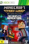 MINECRAFT STORY MODE - THE COMPLETE ADVENTURE (Xbox 360)