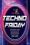 Techno Friday: With Special Guest (2020) MP3