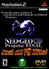 NeoGeo-CD Projeto: FINAL (PS2)