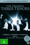 Три тенора-Концерт в Риме / Three Tenors-The Original Concert