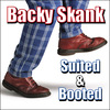 Backy Skank - Suited & Booted