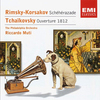 Римский-Корсаков-Шахерезада, Чайковский-Увертюра '1812 год' - The Philadelphia Orchestra - Riccardo Muti