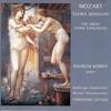 Mozart 'Elvira Madigan', The Great Piano Concertos.  Bamberger Symphoniker, Berliner Philharmoniker- Ferdinand Leitner.