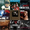 Patrick Bruel - Discographie des albums studio et live 1986-2018
