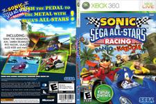 Sonic & SEGA All-Stars Racing (Xbox 360) в интернет магазине DVD, CD, MP3, FLAC дисков 1000000-CD.ru