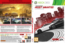 Need for Speed Most Wanted (Xbox 360) (LT+3.0) в интернет магазине DVD, CD, MP3, FLAC дисков 1000000-CD.ru