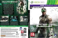 Tom Clancy's Splinter Cell: Blacklis (Xbox 360) (LT+3.0) в интернет магазине DVD, CD, MP3, FLAC дисков 1000000-CD.ru