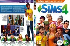The Sims 4: Digital Deluxe Edition в интернет магазине DVD, CD, MP3, FLAC дисков 1000000-CD.ru