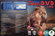 ZVER.DVD 2018 + Windows 7 SP1 в интернет магазине DVD, CD, MP3, FLAC дисков 1000000-CD.ru