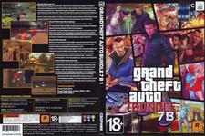 Grand Theft Auto Bundle 7в1 в интернет магазине DVD, CD, MP3, FLAC дисков 1000000-CD.ru