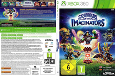 SKYLANDERS IMAGINATORS (Xbox 360) в интернет магазине DVD, CD, MP3, FLAC дисков 1000000-CD.ru