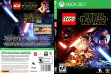 LEGO STAR WARS - THE FORCE AWAKENS (Xbox 360) в интернет магазине DVD, CD, MP3, FLAC дисков 1000000-CD.ru