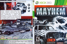 Mayhem (Xbox 360) в интернет магазине DVD, CD, MP3, FLAC дисков 1000000-CD.ru